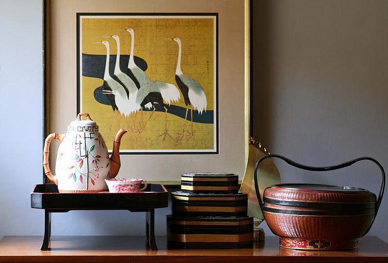 Modish Vintage: asian style home decor