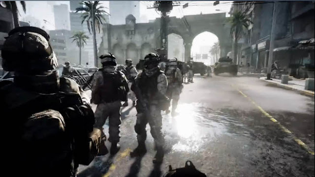 Battlefield 3 PC Full Version Screenshot 1