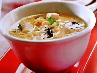 Gambar Resep Sup Rajungan Tahu