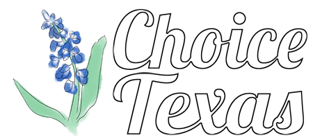 Choice: Texas logo