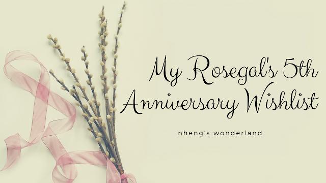 my-rosegal's-5th-anniversary-wishlist