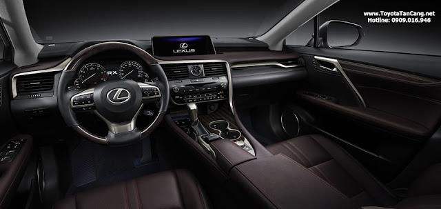 lexus RX350 2016 noi that tien nghi cao cap - Đánh giá Lexus RX350 2021 kèm giá bán khuyến mãi #1