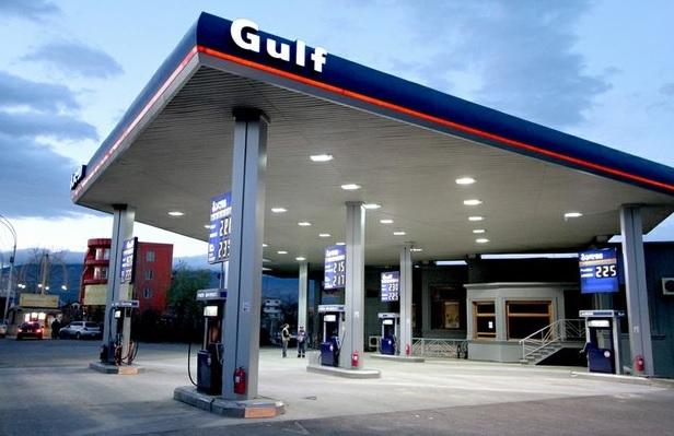 Empresas, gasolina