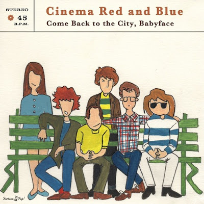 Cinema Red And Blue - Come Back To The City, Babyface