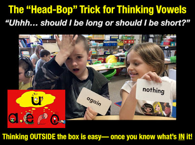"Secret Stories® Phonics ""Head-Bop"" Trick— No More Sight Words!"