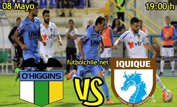 VER STREAM YOUTUBE RESULTADO EN VIVO, ONLINE: O'Higgins vs Deportes Iquique