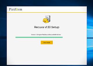 Cara mengembalikan file yang hilang di flashdisk karena terhapus