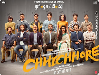 Chhichhore First Look Poster