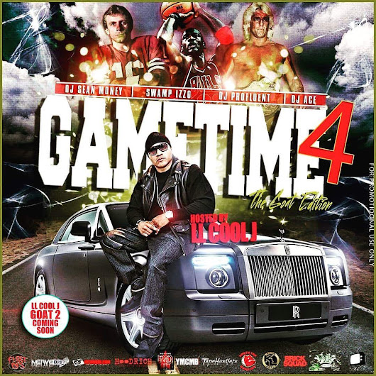 DJ Sean Money - Game Time 4 - Hosted by LL Cool J