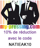 code réduction NATIEAK10 sur My Pressing