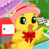 Games4King Stylish Chick …