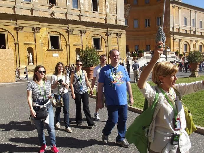 Baddini Suzan - Visita guiada aos Museus Vaticanos, Capela Sistina e Basilica de S. Pedro com guia particular