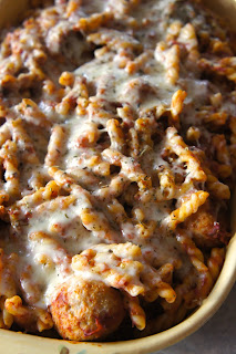 Meatball Casserole: Savory Sweet and Satisfying