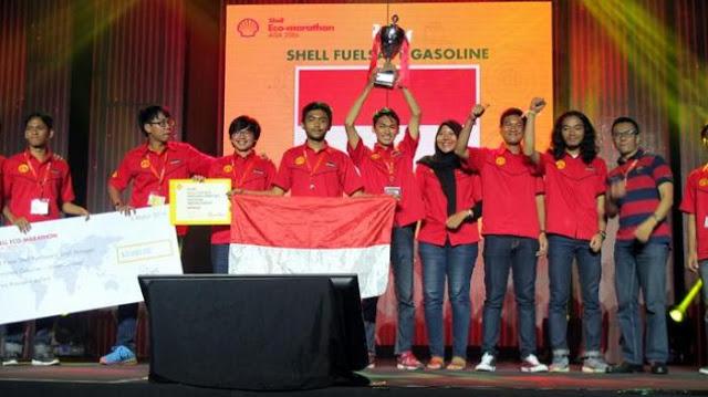 Mahasiswa Indonesia Bikin Kendaraan Berkonsumsi BBM 792 Kpl