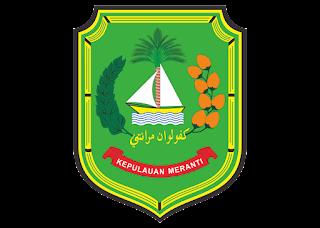 Logo Kabupaten meranti Vector