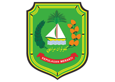 Kabupaten meranti Logo Vector