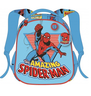 Ghiozdan pt baieti gradinita model cu Spiderman se poate cumpara aici