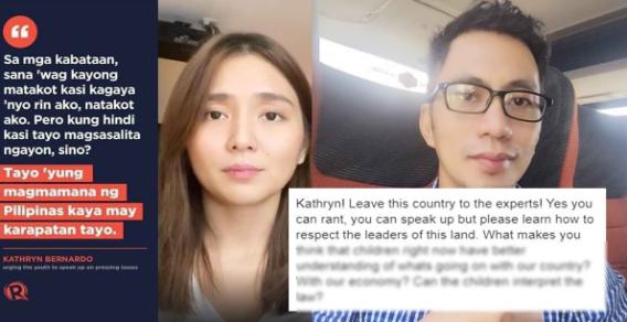 Netizen lashes at Kathryn Bernardo — Leave our children alone! Wag mo silang idamay sa problema nyo! | PTN