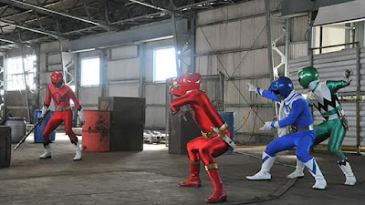 Super sentai strongest battle episode 1 who is the strong - 1 1