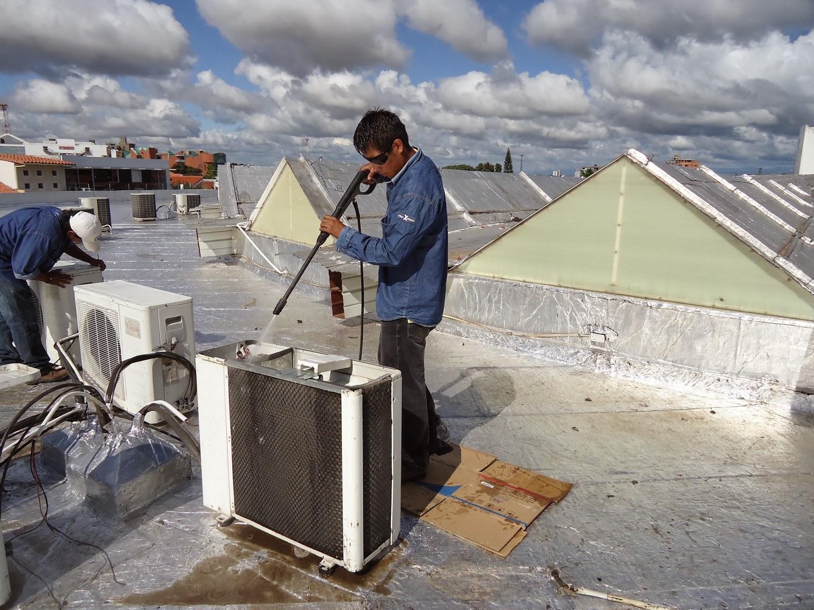 C mo encontrar un servicio t cnico de aire acondicionado - Ver aires acondicionados ...