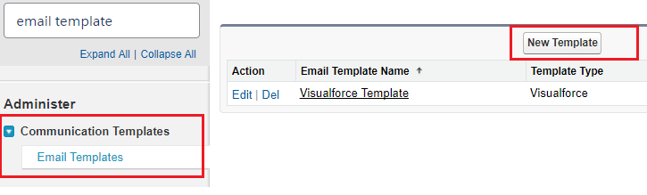 CloudForceu All You Need To Know About Creating An Email Template - Salesforce email templates