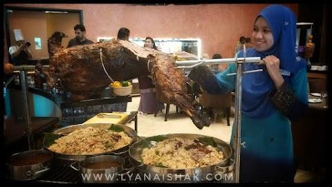 Nikmati Hidangan Berbuka Puasa Qash'ah di The Light Hotel