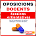 Oposicions docents: Sessions orientatives