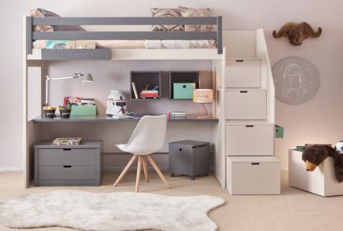 Lit Mezzanine Ikea Pour Fille