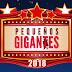 """Con fecha y hora estreno del reality """"Pequeños Gigantes 2018"""""""