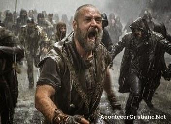 Escenas de la película Noé