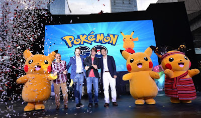 Globe Telecom Partners with Niantic, Inc. for More Awesome Pokemon GO Experience