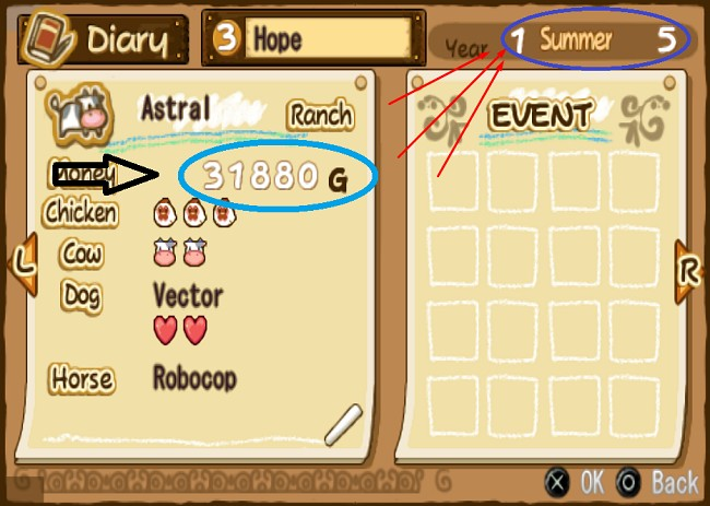 Cara Cepat Kaya Harvest Moon Hero of Leaf Valley