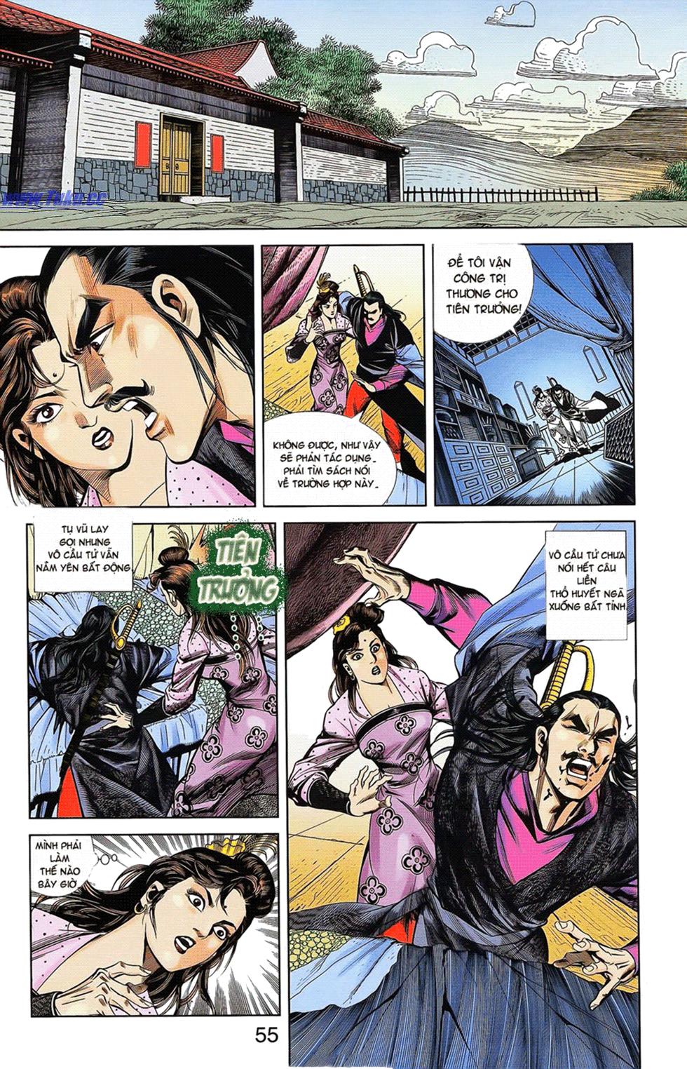 Tần Vương Doanh Chính chapter 16 trang 29