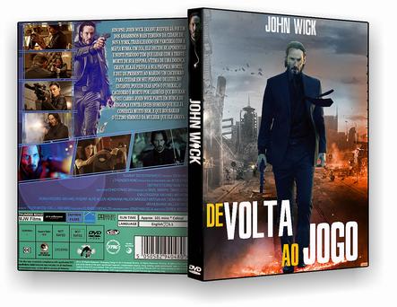 DVD – De Volta ao Jogo – ISO