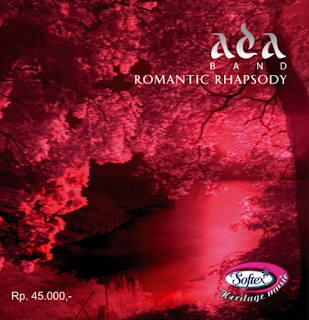Download Full Album Ada Band Romantic Rhapsody (2006) Rar