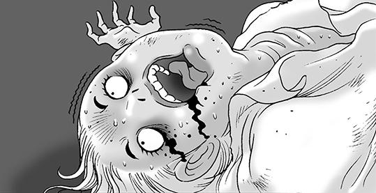 Silent Horror chap 115: Dấu hiệu cái chết