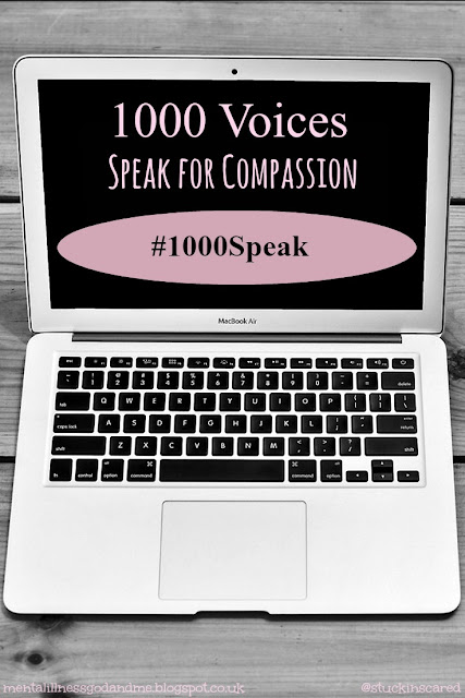 1000 Voices Speak for Compassion. #1000speak