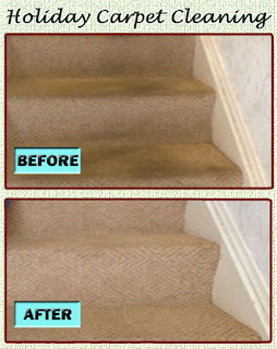 How To Clean Carpet. Clean Hard To Get Areas Such As Stairs