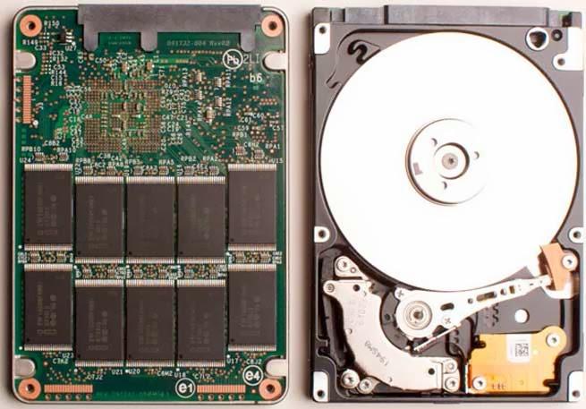 SATA vs SSD