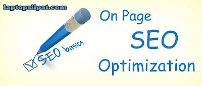 Cara Optimasi Seo Onpage Pada Blog Yang Benar