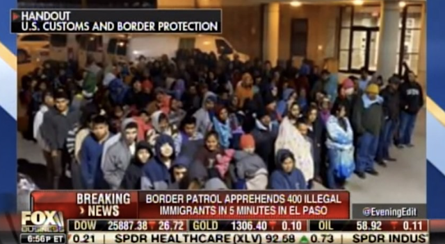Border Patrol Apprehends 400 Illegal Aliens in 5 Minutes in El Paso — But Democrats and RINOs Say There Is No Border Emergency?