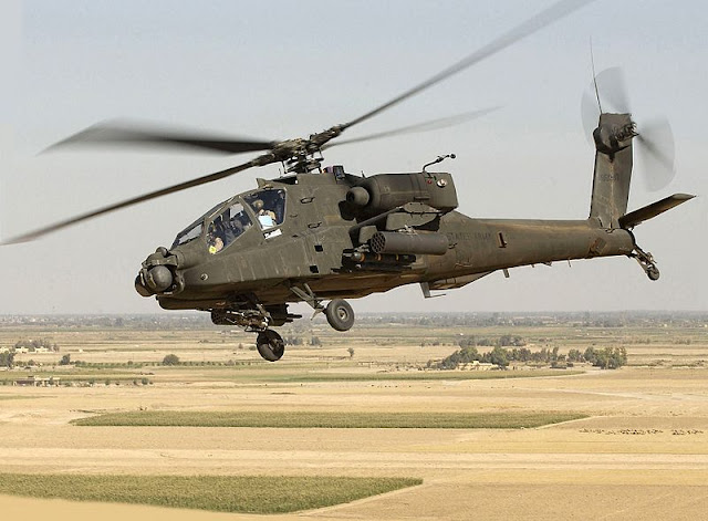 US Army Not Planning to Change AH-64 Apache