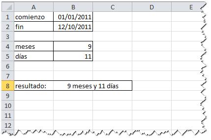 Jld Excel En Castellano Usar Microsoft Excel Eficientemente Cálculo De Semanas En Excel