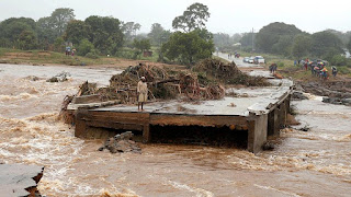 Tropical Cyclone Idai and how it originates
