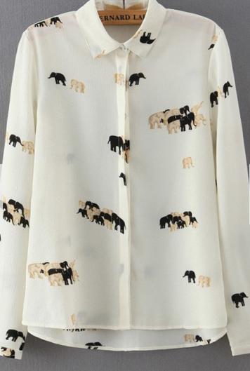 es.romwe.com/Beige-Lapel-Long-Sleeve-Elephant-Print-Blouse-p-148467-cat-670.html?utm_source=simply2wear.com&utm_medium=blogger&url_from=simply2wear