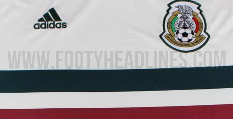 70ad7fa0a Mexico 2018 World Cup Away Kit Leaked