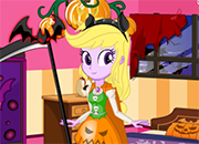 Equestria Girls Halloween Party