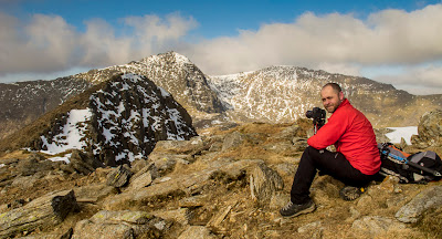 Nick Livesey, mountain photographer