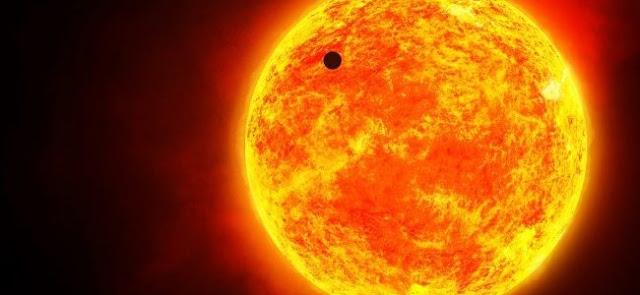 ظاهرة نادرة الحدوث منذ 10 سنوات.. كوكب عطارد يعبر أمام الشمس بسماء جمهوية مصر اليوم