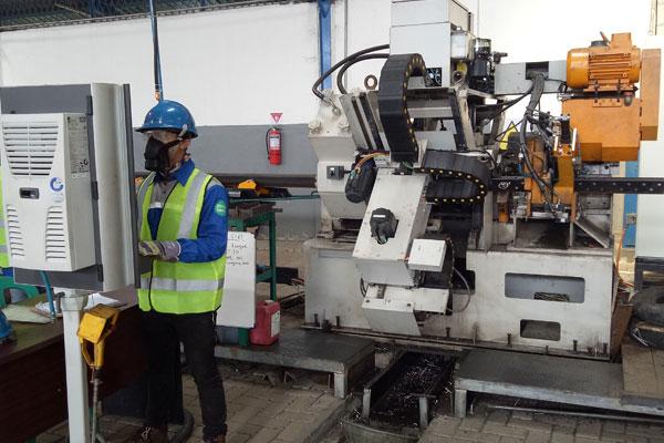 Lowongan Kerja SMA SMK D3 S1 PT. Indo Sadang Fabrikator, Jobs: Drafter Tekla.